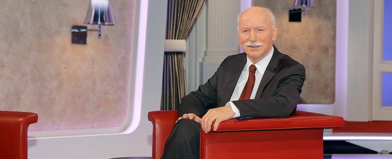 """Wieland Backes präsentiert im Dezember zum letzten Mal """"Ich trage einen großen Namen"""" – Bild: SWR/Peter A. Schmidt"""