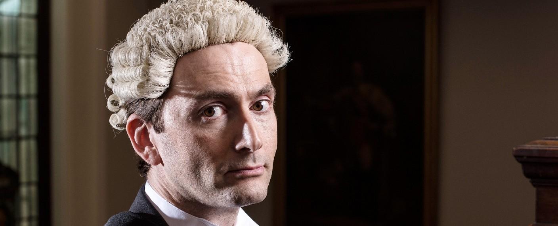 William Burton (David Tennant) – Bild: VOX/Endor Productions