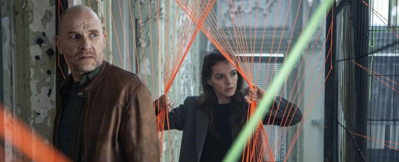 """""""Wolfsland"""": Götz Schubert und Yvonne Catterfeld ermitteln in zwei neuen Fällen – Bild: MDR/Molina Film/Felix Matthies"""