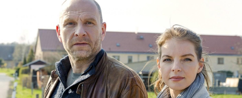 """""""Wolfsland"""" mit Götz Schubert und Yvonne Catterfeld – Bild: MDR/Molina Film/Steffen Junghans"""