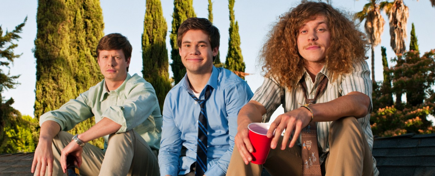 """Workaholics"" – Bild: Comedy Central"