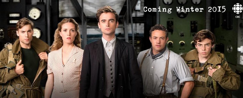 """Die fünf Hauptfiguren von """"X Company"""" – Bild: CBC"""