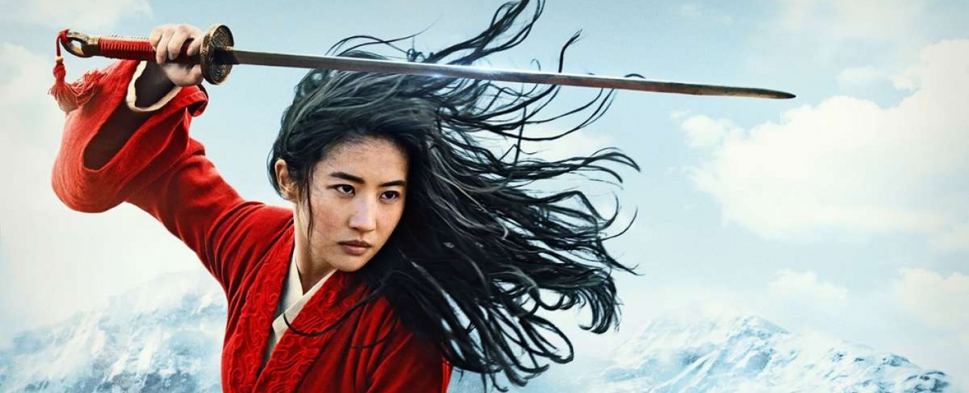"Yifei Liu als Titelheldin in ""Mulan"" – Bild: The Walt Disney Company Germany"
