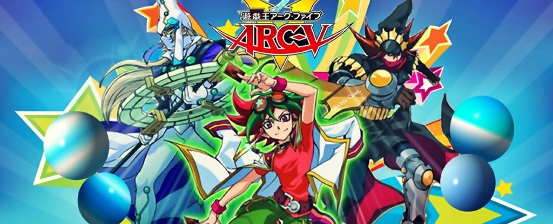 """Yu-Gi-Oh! Arc-V"" – Bild: Kazuki Takahashi 2014 NAS/TV TOKYO"