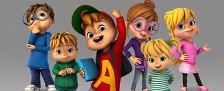 """""""Alvinnn!!! und die Chipmunks"""": Super RTL zeigt CGI-Neuauflage ab Ende Juni – Computeranimierte Streifenhörnchen gehen in Serie – Bild: PGS"""