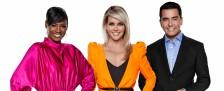 """Klubbb3-Sänger Jan Smit moderiert nächsten """"Eurovision Song Contest"""" – Silbereisens Kollege wird Teil des """"ESC""""-Moderationstrios – Bild: NPO/AVROTROS/NOS"""
