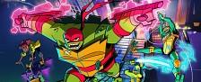"""""""Rise of the Teenage Mutant Ninja Turtles"""": Erstes Bild zur neuen Animationsserie – 2D-Neuauflage startet noch in diesem Jahr – Bild: Nickelodeon"""