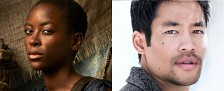 """""""Quantico"""": Drei neue Darsteller verstärken ABC-Thriller – Tracy Ifeachor, David Lim und Aaron Diaz in der zweiten Staffel – Bild: The CW/Innovative Artists"""