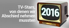TV-Stars, von denen wir 2016 Abschied nehmen mussten – Erinnerung an verstorbene herausragende Fernsehschaffende – von Ralf Döbele