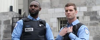 """AXN zeigt finale Staffel von """"19–2"""" Ende November – Letzter Einsatz der kanadischen Streifencops Nick und Ben – Bild: Bravo"""