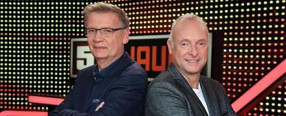 """Neues """"5 gegen Jauch"""" geht Mitte Dezember an den Start – Frank Buschmann tritt Nachfolge von Oliver Pocher an – Bild: MG RTL D / Frank Hempel"""