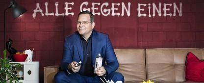 """Quoten: ProSieben-Showdilemma perfekt: Auch """"Alle gegen Einen"""" startet ernüchternd – """"Das Supertalent"""" in der Zielgruppe vorn, """"Schlagerbooom"""" spricht viele Jüngere an – Bild: ProSieben"""