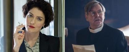 """""""The Watch"""": Zwei Neuzugänge für """"Scheibenwelt""""-Serie – Anna Chancellor (""""Pennyworth"""") und James Fleet (""""Outlander"""") verstärken den Cast – Bild: BBC/Starz"""