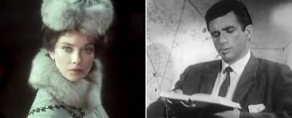 """""""Anna Karenina"""": eoTV holt Historienserie mit Nicola Pagett aus dem Archiv – Auch """"Mann von Interpol"""" erstmals seit 1966 zurück im Fernsehen – Bild: YouTube/Screenshot"""