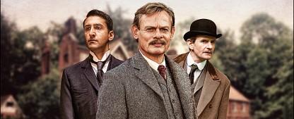 """Very british: """"Arthur & George"""" und """"Agatha Christies Poirot"""" bei Sony Entertainment TV – Zweite Staffel von """"Miss Fishers mysteriöse Mordfälle"""" im März – Bild: ITV"""