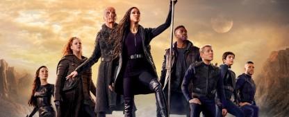 """""""Star Trek: Discovery"""": Staffel drei wagt vielversprechenden Neubeginn – Review – Kann die Serie durch einen Zeitspung ihre """"Kinderkrankheiten"""" hinter sich lasen? – Bild: CBS All Access"""