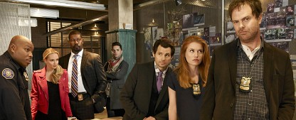 """kabel eins zeigt """"Backstrom"""" ab 1. Mai als Deutschlandpremiere – Neue Serie vom """"Bones""""-Erfinder mit Rainn Wilson in der Hauptrolle – Bild: FOX"""