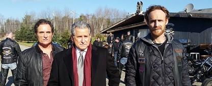 """Bad Blood"": Anthony LaPaglia wird Mafiosi auf Rachefeldzug – Kanadisch-amerikanische Ko-Produktion – Bild: City"
