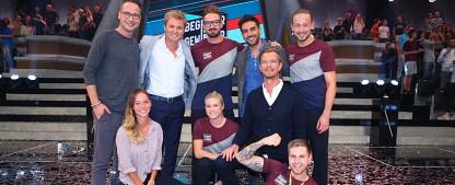 """Samstagsquoten: Jokos neue Show ist ein Gewinner, """"Bella Block"""" holt den Sieg – Flower-Power-Doku bei VOX wenig gefragt – Bild: ProSieben/Jens Hartmann"""