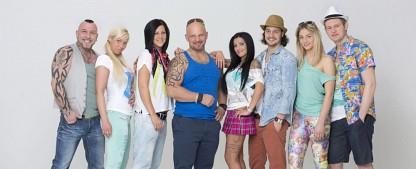 """""""Berlin – Tag & Nacht"""" für 'Deutschen Fernsehpreis' nominiert – Dittrichs """"Frühstücksfernsehen"""" tritt gegen die """"heute-show"""" an – Bild: RTL II"""