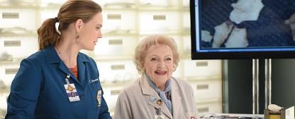 """""""Bones"""": Betty White kehrt in letzter Staffel zurück – """"Golden Girl"""" noch einmal als Anthropologin vor der Kamera – Bild: FOX"""