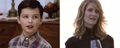 """Iain Armitage (""""Young Sheldon"""") und mehr für """"Big Little Lies""""-Rückkehr bestätigt – Laura Dern, Adam Scott, Zoë Kravitz und weitere Darsteller wieder mit dabei – Bild: CBS/NBC"""