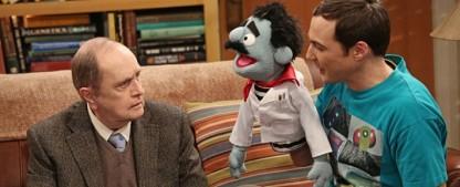 """The Big Bang Theory"": Bob Newhart kehrt als Professor Proton zurück – Erneuter Gastauftritt in der elften Staffel – Bild: CBS"