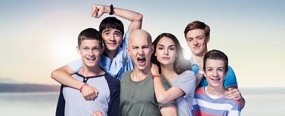 """""""Club der roten Bänder"""": Neuer Trailer zum Kinofilm veröffentlicht – Vorgeschichte zur VOX-Erfolgsserie ab Februar im Kino – Bild: MG RTL D / Benno Kraehahn"""