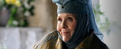 """Diana Rigg mit 82 Jahren verstorben – TV-Star von """"Mit Schirm, Charme und Melone"""" bis """"Game of Thrones"""" – Bild: HBO"""