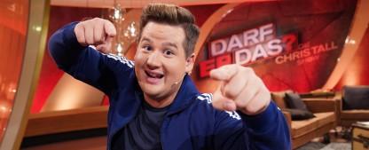 """""""Darf er das?"""": Chris Tall kehrt mit extralanger Staffel zurück – Neue Ausgaben der Late-Night-Show live bei RTL – Bild: TVNOW / Stefan Gregorowius"""