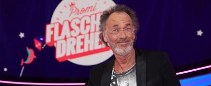 """Promis greifen wieder zur Flasche: Neue Ausgabe der Balder-Show – Zweites """"Promi Flaschendrehen"""" in Sat.1 angekündigt – Bild: Sat.1/Guido Engels"""