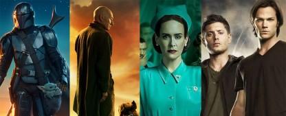 Das internationale Fernsehjahr 2020 im Rückblick – Gewinner und Verlierer der Corona-Krise, neue Streamingdienste und mehr – Bild: Disney/Lucasfilm/Netflix/Amazon/The CW