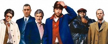 """""""Snatch"""": Crackle bestellt Serienadaption von Guy Ritchie-Film – Internetsender nimmt sich """"Fargo"""" als Vorbild – Bild: Columbia Pictures"""