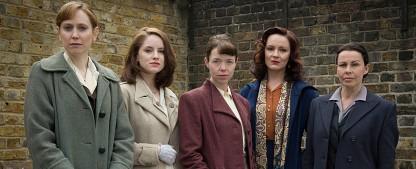 """""""The Bletchley Circle"""": BritBox und ITV mit US-Spin-Off – Zwei Code-Knackerinnen reisen nach San Francisco – Bild: ITV"""