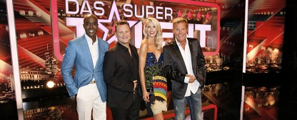 """Trash vor Qualität: """"Supertalent"""" siegt gegen """"The Voice"""" im Quoten-Duell – Beide Castingshows weiterhin sehr gefragt – Bild: RTL/Axel Kirchhof"""
