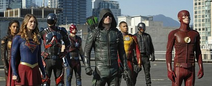 "ProSieben zeigt Eventprogrammierung ""DC Universe: Invasion"" – ""Supergirl"", ""Flash"" und ""Legends of Tomorrow"" gegen Aliens – Bild: The CW"