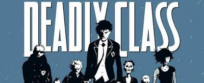 """""""Deadly Class"""": Neues Bildmaterial zu Syfys Comic-Adaption – Schule für den Killernachwuchs der Unterwelt – Bild: Image Comics"""