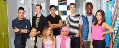 """""""Degrassi: Die nächste Klasse"""": Netflix legt mit Staffel 3 und 4 nach – Langfristige Zukunft für Teenie-Serie gesichert – Bild: Netflix"""
