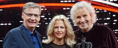 """RTL zeigt neue Folgen der Jauch-Gottschalk-Schöneberger-Show – Drei neue Ausgaben von """"Denn sie wissen nicht, was passiert"""" – Bild: MG RTL D / Stefan Gregorowius"""
