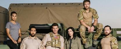 """Neue David-Boreanaz-Serie """"SEAL Team"""" kommt im März nach Deutschland – Pay-TV-Sender TNT Serie zeigt Format des """"Bones""""-Stars – Bild: CBS"""
