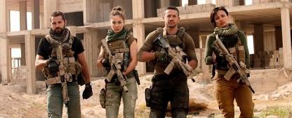 """""""Strike Back"""": Fox Channel zeigt sechste Staffel ab Oktober – Deutschlandpremiere für neues Team der Section 20 – Bild: Cinemax"""