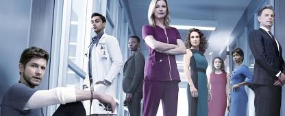 """""""Atlanta Medical"""": Die egomanischen Ärzte – Review – ProSiebens neue Krankenhausserie zeigt düstere Seiten der Medizin – Bild: Justin Stephens/FOX"""