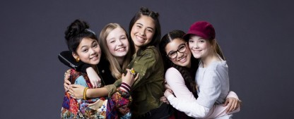"""""""Der Babysitter-Club"""": Trailer zur neuen Netflix-Serie mit Mark Feuerstein (""""Royal Pains"""") – Adaption der beliebten Jugendbücher startet im Juli – Bild: Netflix"""