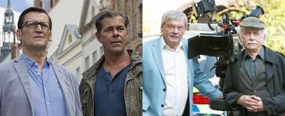 """Neue Staffeln für """"Morden im Norden"""" und """"Rentnercops"""" – Das Erste dreht frische Folgen seiner Vorabendkrimis – Bild: ARD/Georges Pauly/Kai Schulz"""