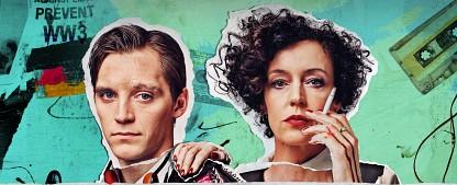 """""""Deutschland 86"""": Martin Rauch wird zum hektischen James Bond – Review – Blasser Charakter auf actionreicher Jagd durch beeindruckende Kulissen – Bild: Prime Video"""