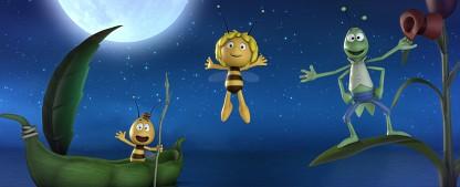 """3D-optimierte """"Biene Maja"""" gewinnt Kinderfernsehpreis 'Emil' – """"Wolfblood"""" und """"Crash & Bernstein"""" ebenfalls ausgezeichnet – Bild: ZDF/Studio100 Media"""