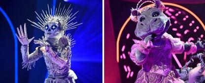 """""""The Masked Singer"""": Die heißesten Tipps vor dem Finale – Wer steckt unter Nilpferd, Skelett, Anubis, Alien und den Erdmännchen? – Bild: ProSieben/Willi Weber"""