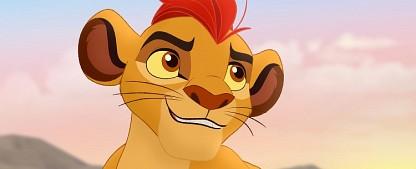"""""""Die Garde der Löwen"""": Disney Channel zeigt """"Lion King""""-Fortsetzung – Neue Folgen von """"Liv und Maddie"""" als TV-Premiere – Bild: Disney Channel/Disney Junior"""