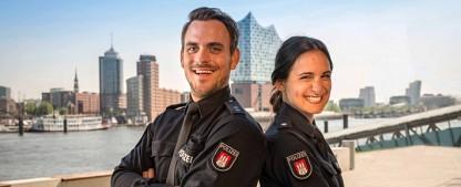 """""""Notruf Hafenkante"""" mit neuem Ermittlerteam – Marc Barthel (""""Verbotene Liebe"""") und Aybi Erba in der 13. Staffel – Bild: obs/ZDF/Boris Laewen"""