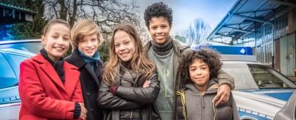 """""""Die Pfefferkörner"""": Neue Generation der Kinderserie geht an den Start – Dreharbeiten zur 15. Staffel laufen – Bild: NDR/Boris Laewen"""